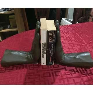 Polymer Bronze Bookends