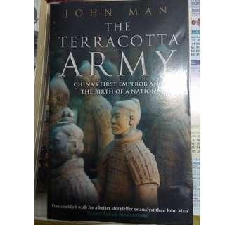 The Terracotta Army by John Man