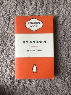 🚚 Going Solo by Ronald Dahl
