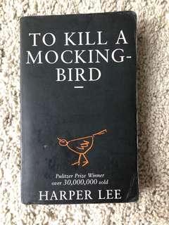 🚚 To kill a mocking bird by Harper Lee