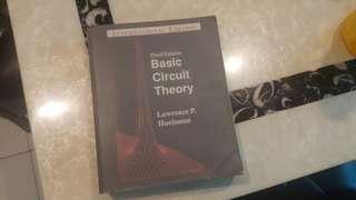 Electric Basic Circuit Theory