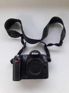 DSLR Nikon D50 Body Only