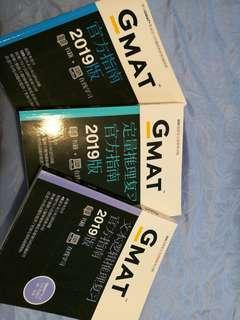 GMAT 2019 official guide with online question bank