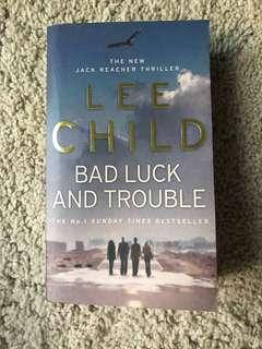 🚚 Bad luck and trouble by lee child