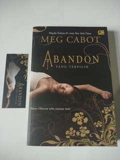 Abandon by Meg Cabot.