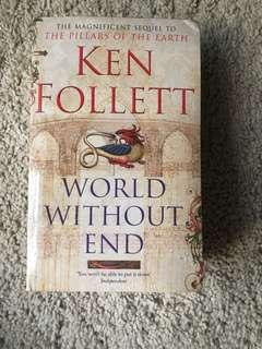 🚚 World without end by ken follett