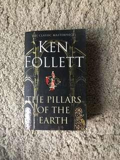 🚚 The pillars of the earth by ken follet
