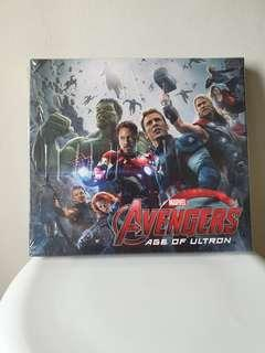 Quick Sale The Art of Marvel Avengers Age of Ultron Iron man