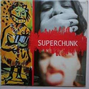 🚚 superchunk - on the mouth Lp - original