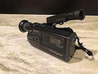 Vintage Sony Handycam