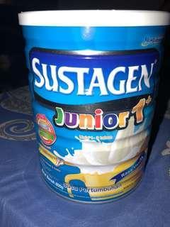 Susu sustagen Junior 1 800gram