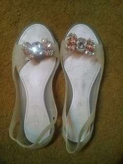 CLN jelly shoe