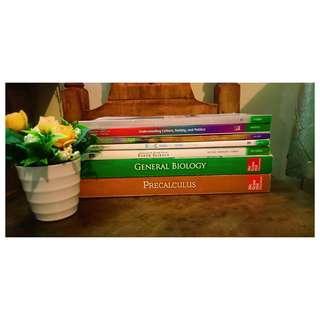 Grade 11 textbooks for STEM