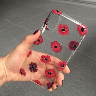🚚 (全新) Kate Spade 手機殼 iPhone X