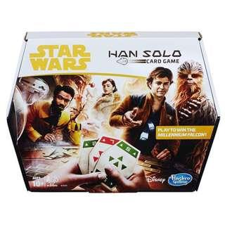 Star Wars: Han Solo Card Game