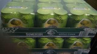 Somersby Apple Cider ( 2 cartons)