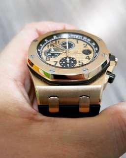 Audemars Piguet Royal Oak Offshore Rosegold