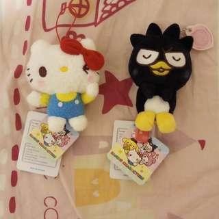 Hello Kitty XO Melody Kuromi