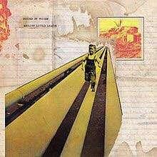 🚚 guided by voices english little league LP