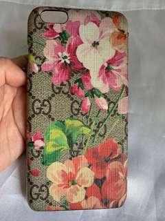 Gucci Blooms iPhone 6 plus case