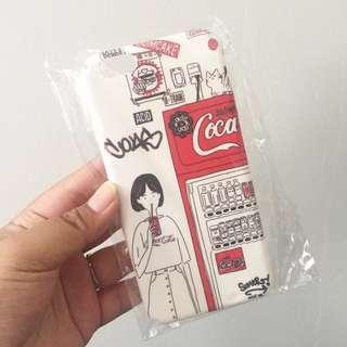 Case import iphone 6 cartoon girl