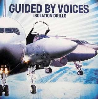guided By voices - isolation drills LP original press