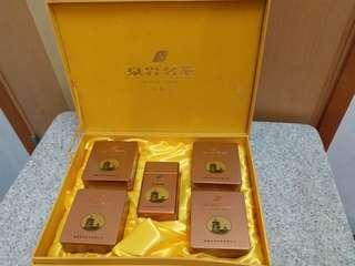 泉岩名茶 有機茶 鐵觀音禮盒裝