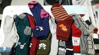 🚚 Long cute and colourful Unisex Socks