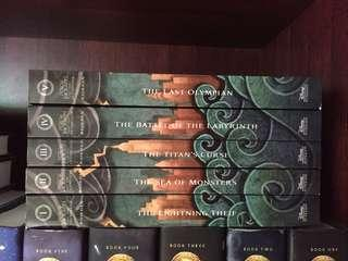 Percy Jackson and the Olympians (1-5)
