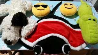 🚚 Cute soft toys