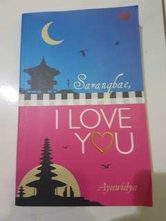 Saranghae, i love you