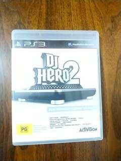 PS3 DJ HeRO 2碟