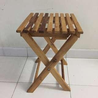 IKEA Wooden Plant Stand