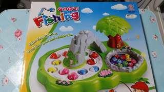 🚚 GOGO fishing game
