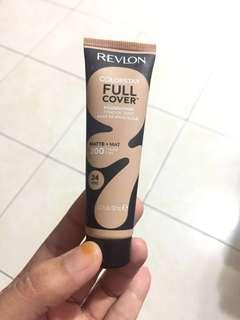 Revoon Colourstay FULL COVER Foundation