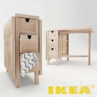 Foldable Table NORDEN Ikea