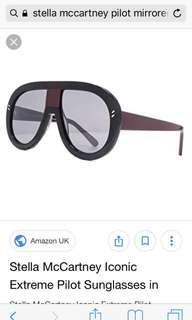 Stella Mccartney Iconic pilot sunglasses
