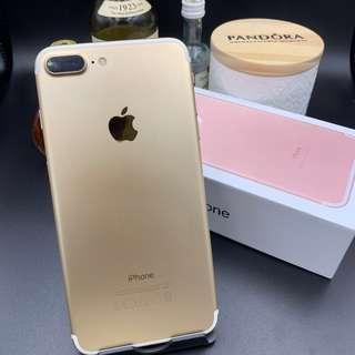 iPhone 7plus 128Gb Gold Factory Unlocked