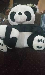 Panda double toys