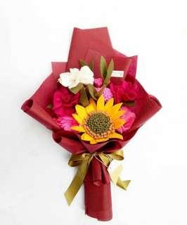 Bouquet bunga 2