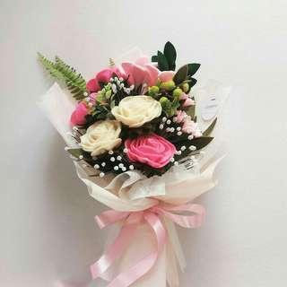 Bouquet bunga eksklusif 3