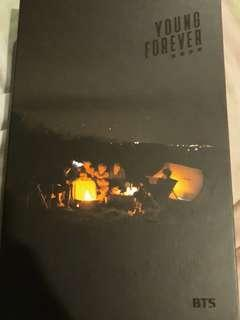 [ONHAND] BTS YOUNG FOREVER ALBUM (NIGHT VERSION)