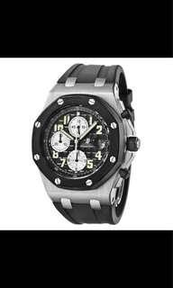 Buying all Swiss watches Audemars Piguet