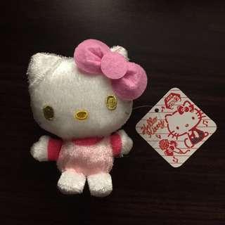 閃令令 Hello Kitty 公仔掛飾