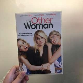 the other woman 小三大聯盟 DVD CAMERON DIAZ