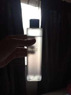 Son & Park Beauty Water (FREE klairs supple toner)