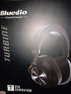 Bluedio T6 Bluetooth Noise Cancelling Headphones