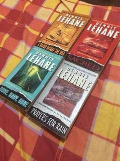Dennis Lehane - Kenzie & Gennaro (Books 1,3,4,5)