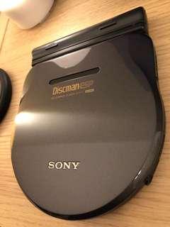 Sony Discman 銘機 D-777