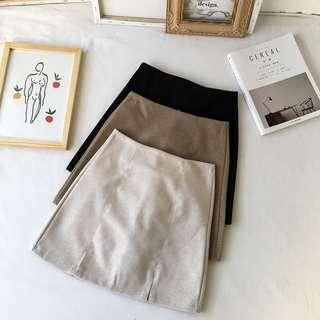 Preorder - Skirt with slits